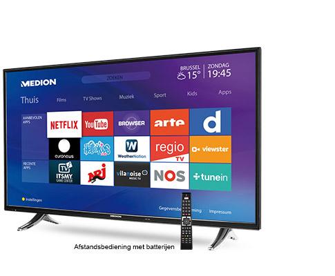 kleine lcd tv aanbieding