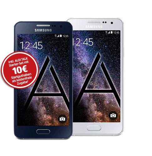 aldi smartphone juni 2016 samsung galaxy a3 md 60225. Black Bedroom Furniture Sets. Home Design Ideas